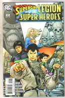 Supergirl and the Legion of Super-heroes #22 comic book mint 9.8