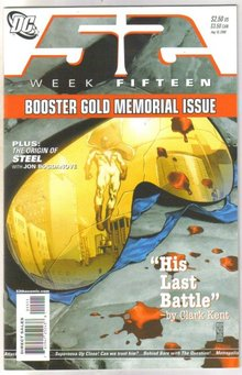 52 Week Fifteen comic book mint 9.8