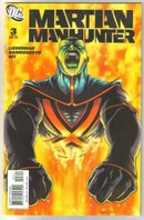 Martian Manhunter #3 comic book mint 9.8