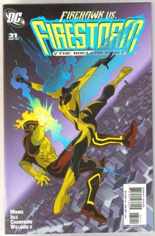 Firestorm #31 comic book mint 9.8