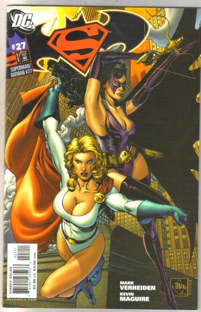 Superman/Batman #27 comic book mint 9.8