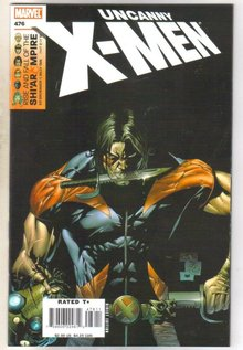 Uncanny X-men 476 comic book mint 9.8