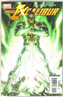 New Excalibur #10 comic book mint 9.8