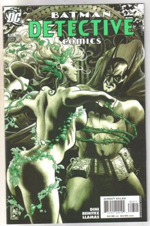 Detective #823 comic book mint 9.8
