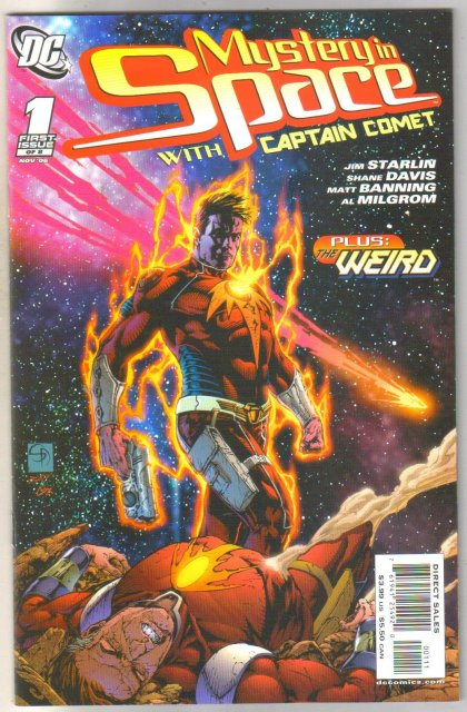 Mystery In Space #1 comic book mint 9.8