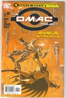 Omac #6 comic book mint 9.8