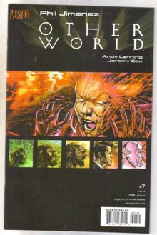 Other World #7 Vertigo comic book mint 9.8
