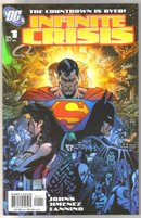 Infinite Crisis #1 (Superman cover) comic book mint 9.8
