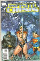 Infinite Crisis #1 (Wonder Woman cover) comic book mint 9.8