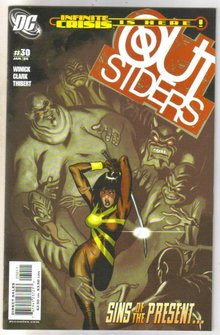 Outsiders #30 comic book mint 9.8