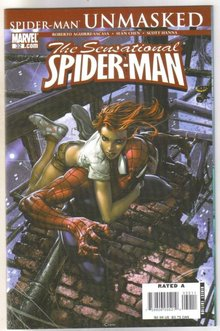 Sensational Spider-man #32 comic book mint 9.8