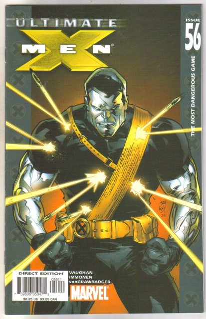 Ultimate X-men #56 comic book mint 9.8