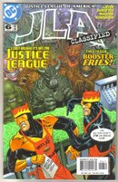 JLA Clasified #6 comic book mint 9.8