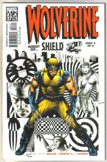 Wolverine #27 comic book mint 9.8