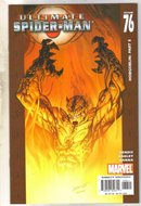 Ultimate Spider-man #76 comic book mint 9.8