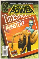 Supreme Power #16 comic book mint 9.8