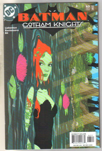 Batman Gotham Knights #65 comic book mint 9.8