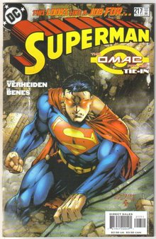 Superman #217 comic book mint 9.8