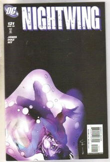 Nightwing #121 comic book mint 9.8