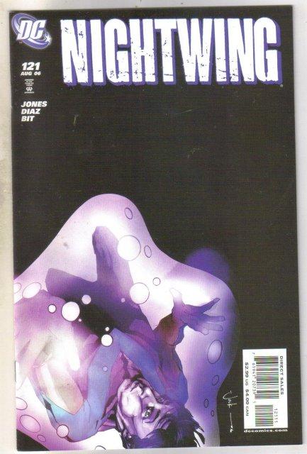 Nightwing #121 comic book mint 9.8