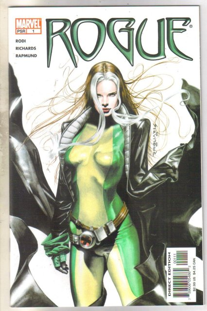 Rogue #1 comic book mint 9.8
