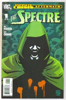 The Spectre #1 comic book mint 9.8