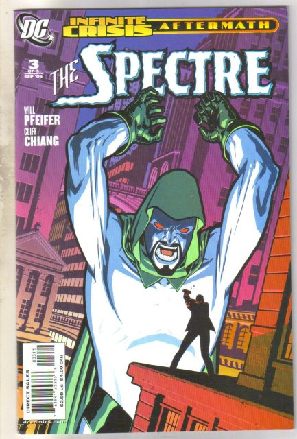 The Spectre #3 comic book mint 9.8