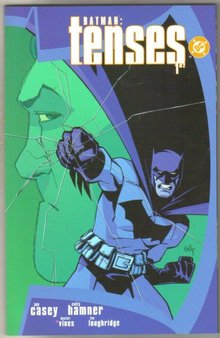 Batman Tenses #1 comic book mint 9.8