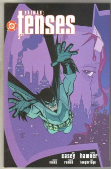 Batman Tenses #2 comic book mint 9.8