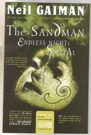 Neil Gaiman Sandman Endless Nights Special comic book mint 9.8