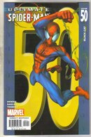 Ultimate Spider-man #50 comic book mint 9.8