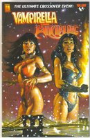 Vampirella / Witchblade #1 comic book mint 9.8