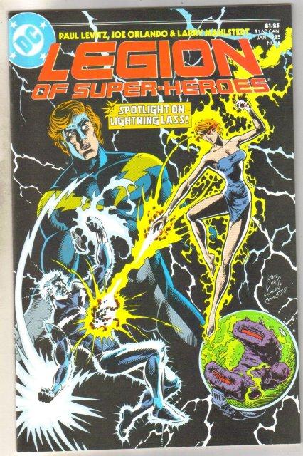 Legion of Super-heroes #6 comic book mint 9.8