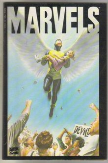 Marvels Book Two comic book mint 9.8