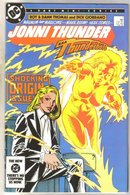 Jonni Thunder #1 comic book near mint 9.4