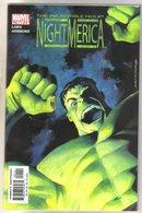 Incredible Hulk Nightmerica #1 comic book near mint 9.4