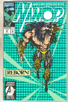 Namor #37 comic book near mint 9.4