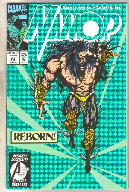 Namor #37 comic book near mint 9.4