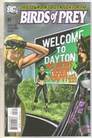 Birds of Prey #97 comic book near mint 9.4