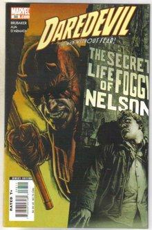 Daredevil #88 comic book near mint 9.4