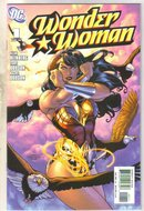 Wonder Woman #1 comic book near mint 9.4