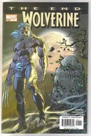 The End Wolverine #1 comic book mint 9.8