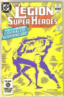 Legion of Super-heroes #302 comic book near mint 9.4