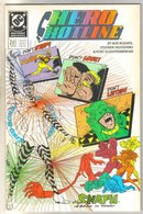 Hero Hotline #3 comic book near mint 9.4