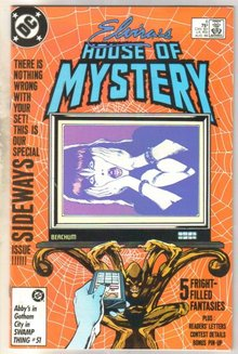 Elvira's House of Mystery #6 comic book near mint 9.4