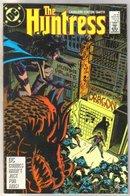 The Huntress #4 comic book near mint 9.4