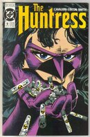 The Huntress #9 comic book near mint 9.4