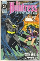 The Huntress #17 comic book near mint 9.4