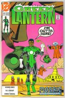 Green Lantern #17 comic book mint 9.8