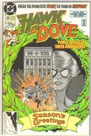 Hawk & Dove #20 comic book mint 9.8